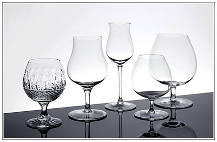 Brandy and Cognac Glasses