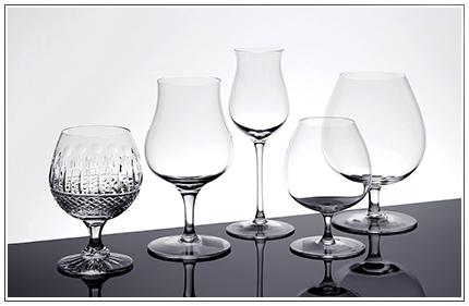 Brandy and Cognac Glasses