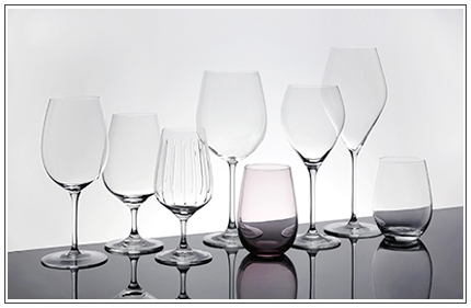 Goblets and Water Glasses